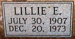 Lillie E. Craig