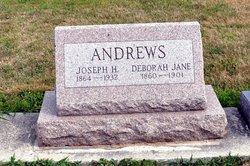 Deborah Jane <i>Russell</i> Andrews