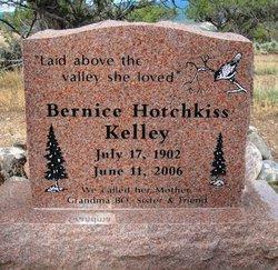 Bernice <i>Hotchkiss</i> Kelly