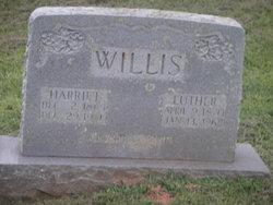 Harriet <i>Grindstaff</i> Willis