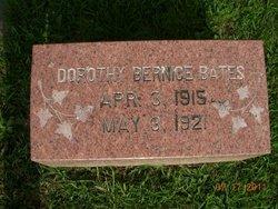 Dorothy Bernice Bates