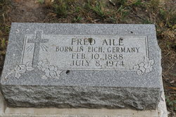 Fred Aile