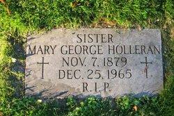 Sr Mary George Holleran, IHM