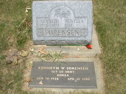 Kenneth W Sorensen