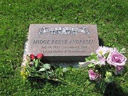 Marjorie Midge <i>Reeve</i> Andresen