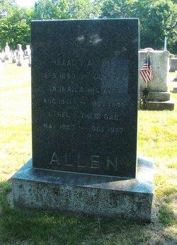 Ethel T Allen