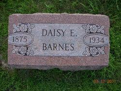Daisy Ellen <i>Strode</i> Barnes