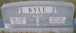 Jack Anthis Kyle