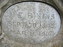 Margaret Ellen <i>Buie</i> Bivins