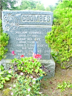 Mary L <i>Coombes</i> Chandler
