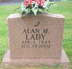 Alan M Lady