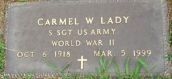 Carmel W Lady