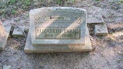 Elizabeth <i>Bramblett</i> Evans