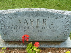 Katherine Ruth <i>Taylor</i> Ayer