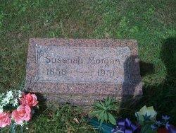 Susanah <i>Barr</i> Morgan