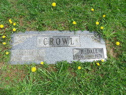H Dale Crowl