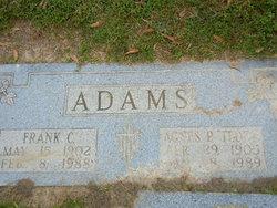 Agnes P Adams