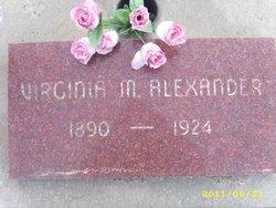 Virginia M. Alexander