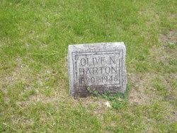 Olive N. Barton