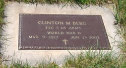 Clinton M. Berg
