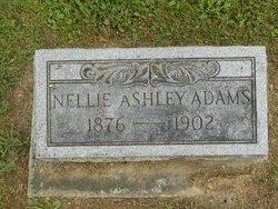 Nellie <i>Ashley</i> Adams