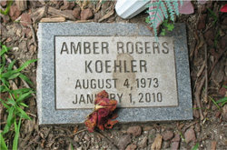 Amber <i>Rogers</i> Koehler