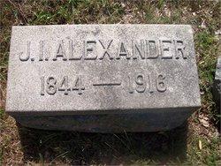 James I. Alexander