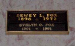 Evelyn Fox