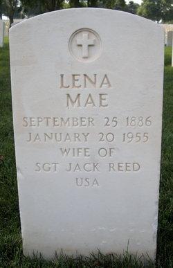 Lena Mae <i>Cullifer</i> Reed