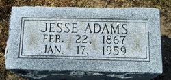 Jesse A. Adams