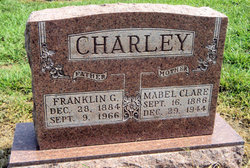 Mabel Clare <i>Pierson</i> Charley
