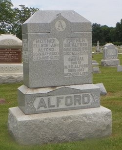 Eleanor Ann <i>Rusmisel</i> Alford