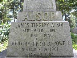Dorothy Cecelia <i>Powell</i> Alsop