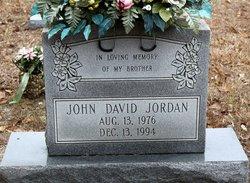 John David JD Jordan