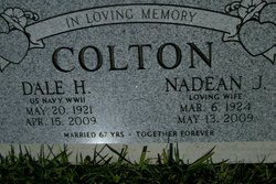 Nadean Jennie <i>Gatton</i> Colton