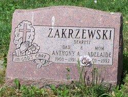 Adelaide <i>Gerejczyk</i> Zakrzewski