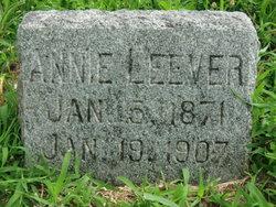 Annie Leever