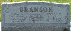 Adoree C <i>Sicht</i> Branson