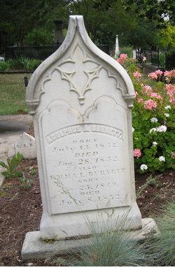 Adolphus A. Burnett