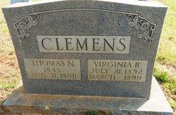 Virginia R Clemens
