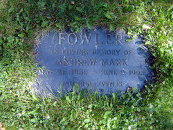 Andrew Mark Fowler