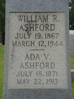 Ada Virginia <i>Clark</i> Ashford