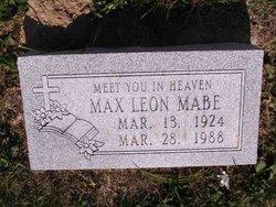 Max Leon Mabe