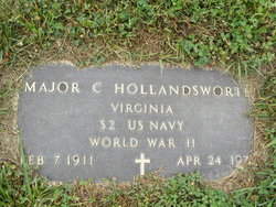 Major Clayton Hollandsworth