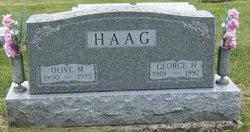 George Henry Haag, Jr