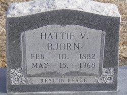 Hattie Virginia <i>Schneider</i> Bjorn
