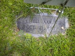 Estell Aaron