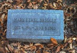 Mary Ethel <i>Stites</i> Briggle