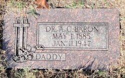 Dr A. C. Baron