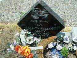 Evelyn Coleen Eva Alley
